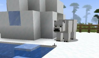 Oso Polar en Minecraft