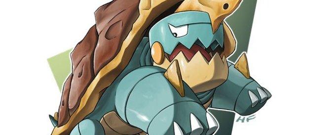 Drednaw en Pokémon