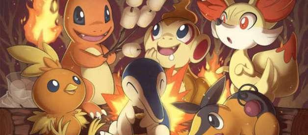 Tipo Fuego en Pokémon Competitivo