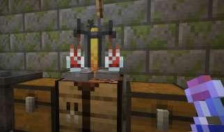 Alquimia y Pociones en Minecraft