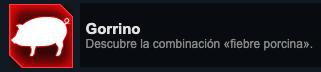 Logro Gorrino en Plague Inc