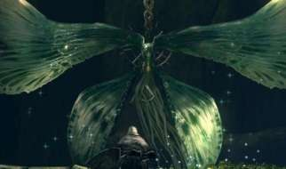 Mariposa Lunar en Dark Souls