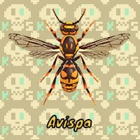 Avispa en Animal Crossing New Horizons