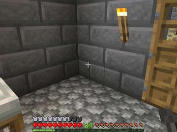 Ladrillos de Piedra y Adoquines en Minecraft