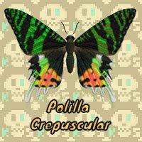 Polilla Crepuscular en Animal Crossing New Horizons