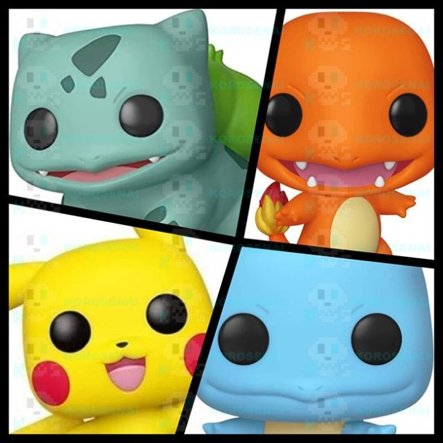 Mejores Funko Pop de Pokémon