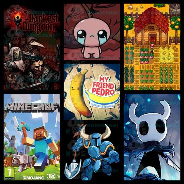 Los Mejores Videojuegos Indie de cada Género