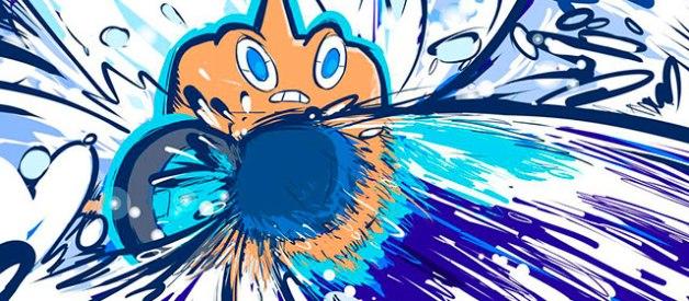 Rotom Wash en Pokémon
