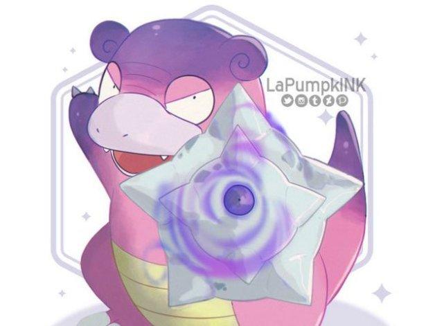 Slowbro Galar en Pokémon
