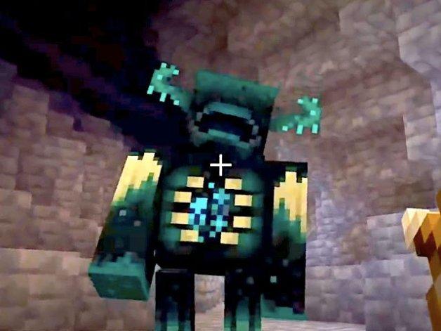 Warden en Minecraft