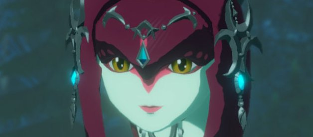 Mipha en Hyrule Warriors la Era del Cataclismo