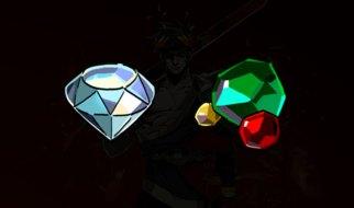 Gemas y Diamantes en Hades