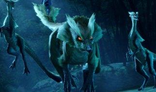 Gran Izuchi en Monster Hunter Rise