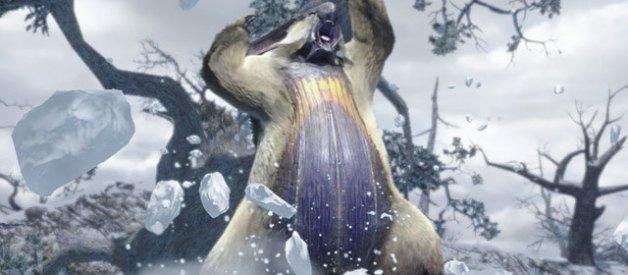 Lagombi en Monster Hunter Rise