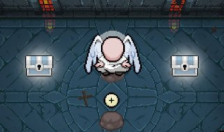 Objetos del Ángel en The Binding of Isaac