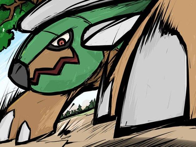 Torterra en Pokémon Competitivo