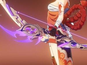 Agitador del Relámpago en Genshin Impact