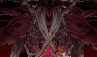 Rey Impuro en Ender Lilies