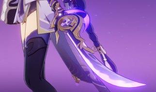 Luz del Segador en Genshin Impact