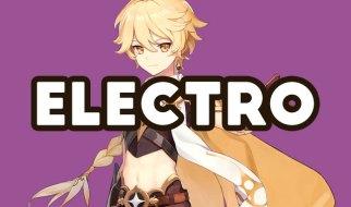 Viajero Electro en Genshin Impact