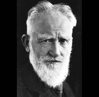 Image result for George Bernard Shaw