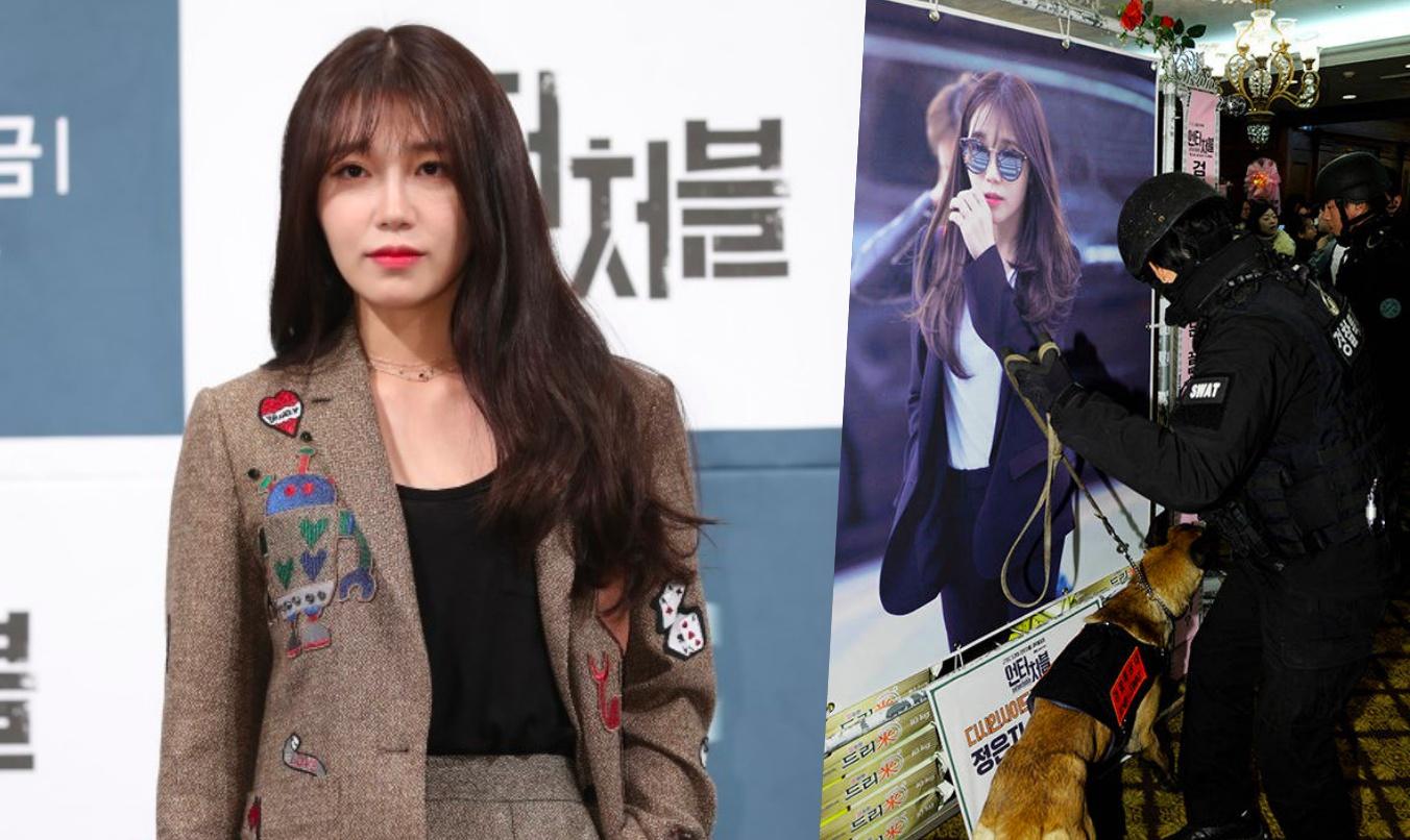 จองอึนจี Apink แสดงความรู้สึก หลังจากถูกขู่วางระเบิดอีกครั้ง