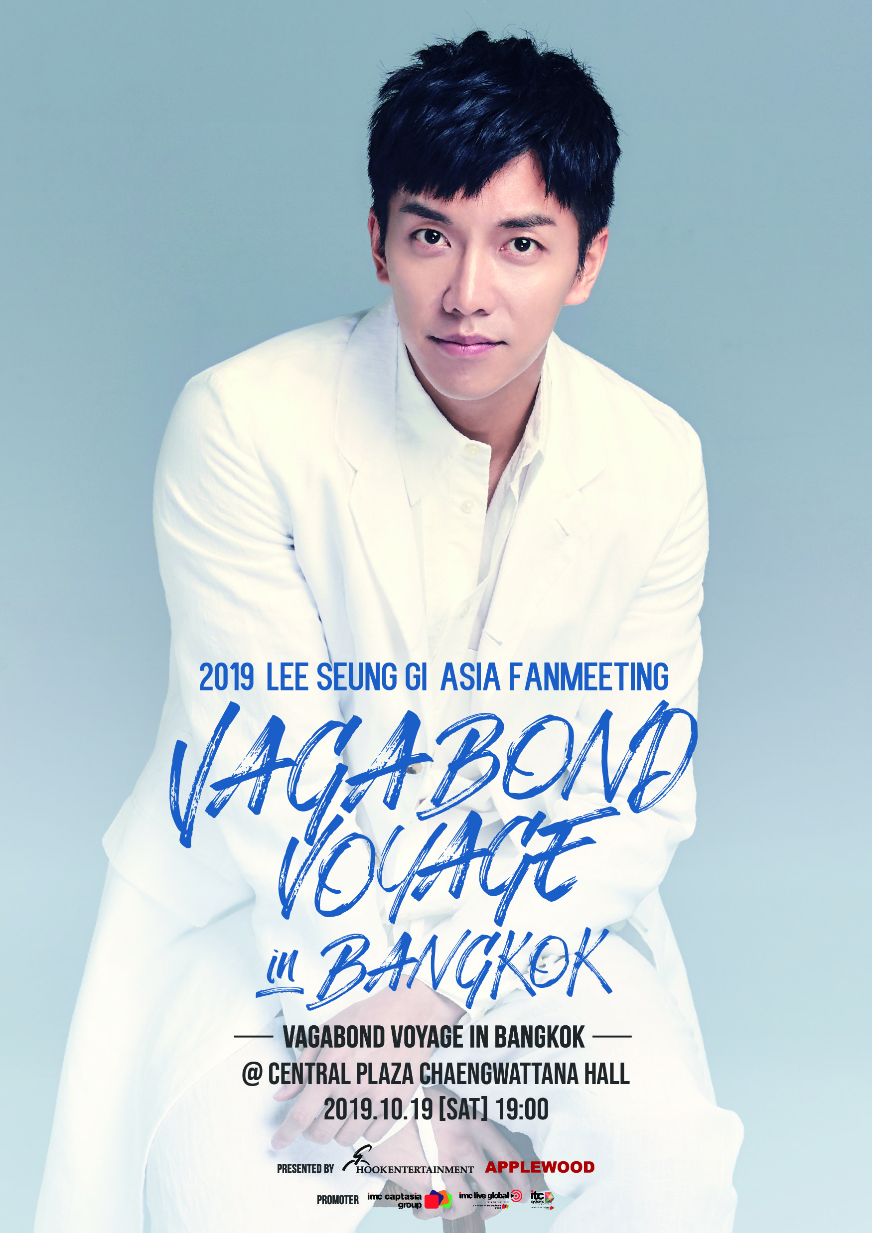 Image result for lee seung gi singapore 2019