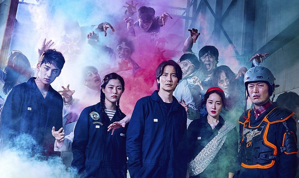 รีวิวภาพยนตร์ The Odd Family : Zombie On Sale (2019) | ครอบครัวสุดเพี้ยน เกรียนสู้ซอมบี้
