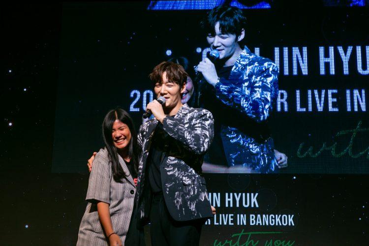 Choi Jin Hyuk 2020 Asia Tour Live in Bangkok <With You>