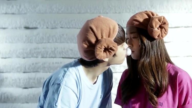 Bubblegum Kiss | อูฮยอน Infinite - คิมแซรน ในซีรีส์ Hi! School: Love on