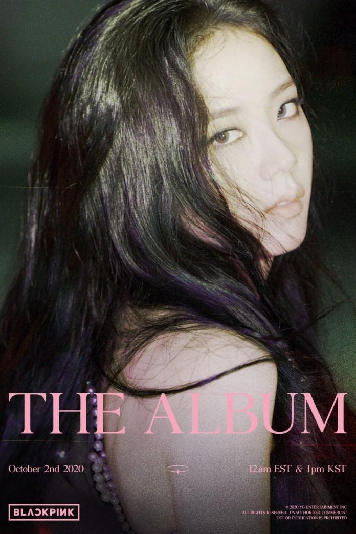จีซู BLACKPINK The Album