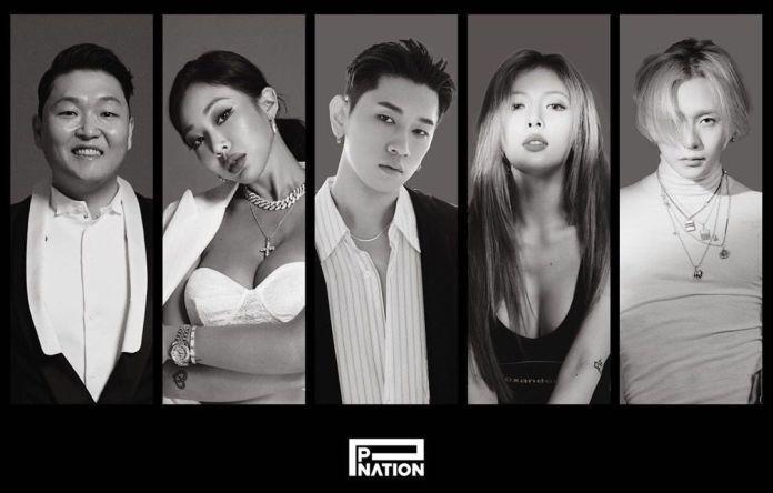 P NATION Artists