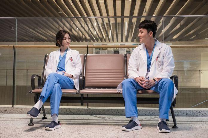 แชซงฮวา อันชีฮง Hospital Playlist