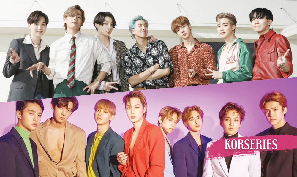 BTS EXO