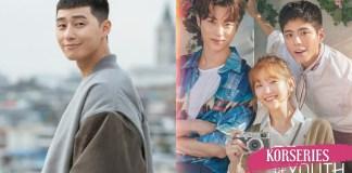พัคซอจุน Record of Youth