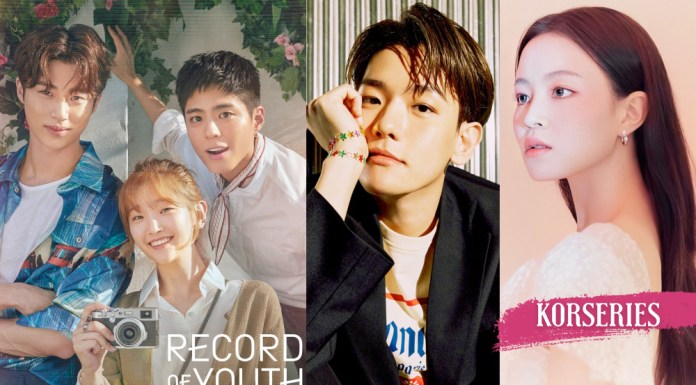 OST Line Up Record of Youth