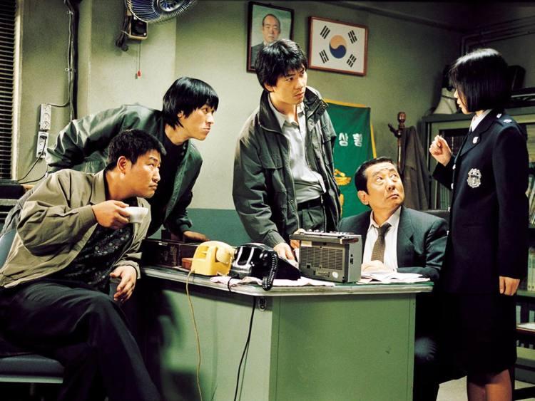 รีวิวภาพยนตร์เก่าของเกาหลี Memories of Murder  2003