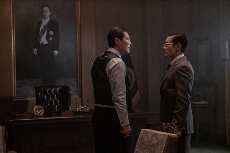 รีวิวภาพยนตร์ The Man Standing Next (2020) | ดาบสองคมของคนข้างตัว |  Korseries