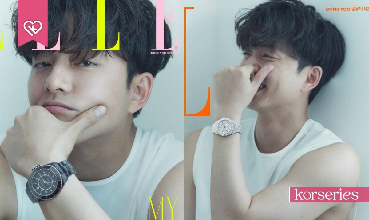 'เขายังดูเหมือน 30 อยู่เลย' ชาวเน็ตแพ้ความหนุ่มโกงอายุของ กงยู กับลุคในนิตยสาร Elle
