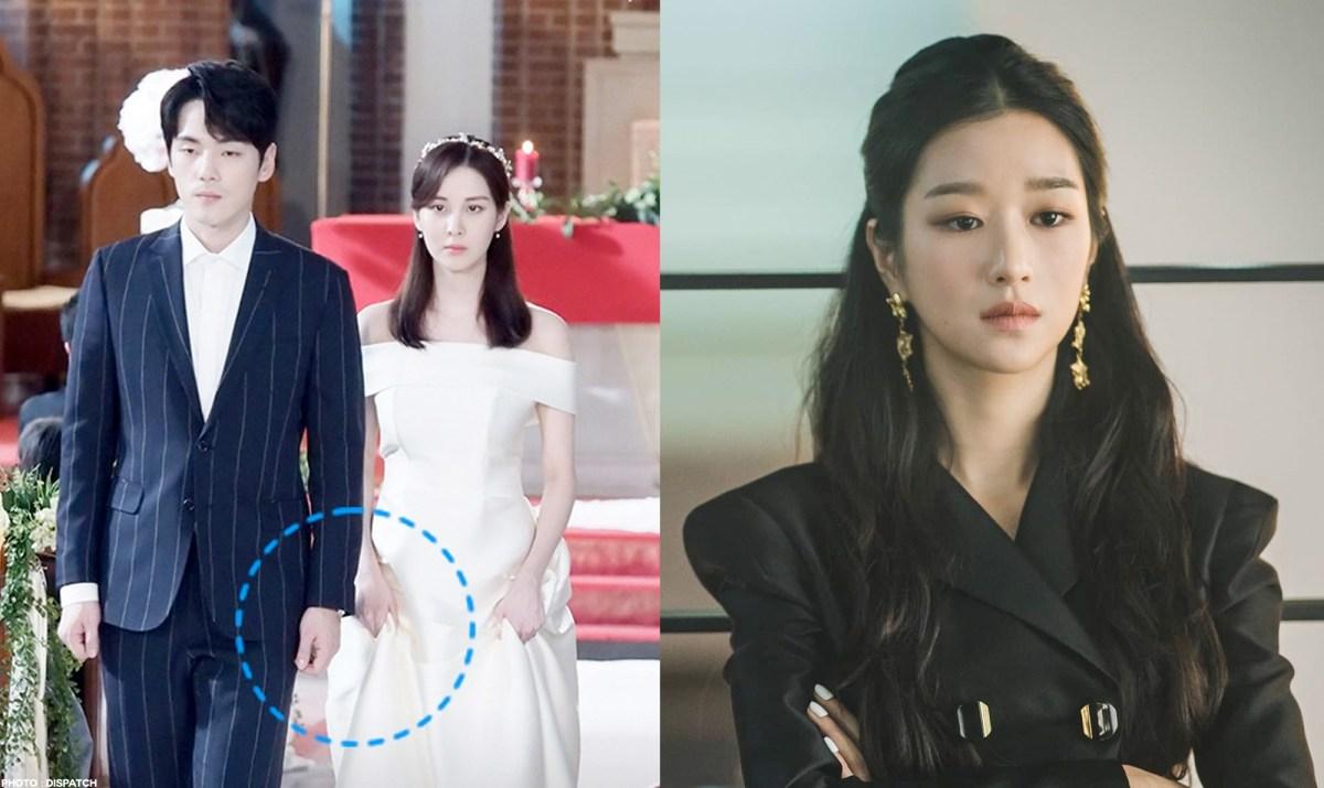 Dispatch เผยรายงาน ซอเยจี อยู่เบื้องหลังการแสดงออกของ คิมจองฮยอน ในซีรีส์ Time