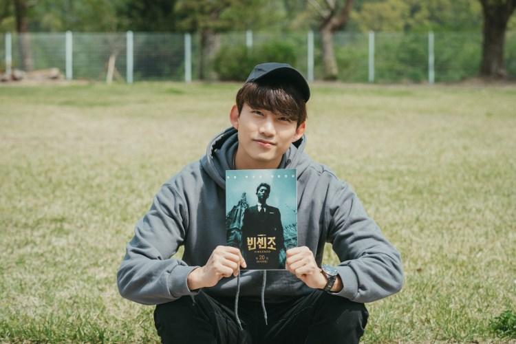 'ซงจุงกิ - จอนยอบิน - แทคยอน 2PM' ทิ้งท้ายความในใจก่อนถึงตอนจบซีรีส์ Vincenzo