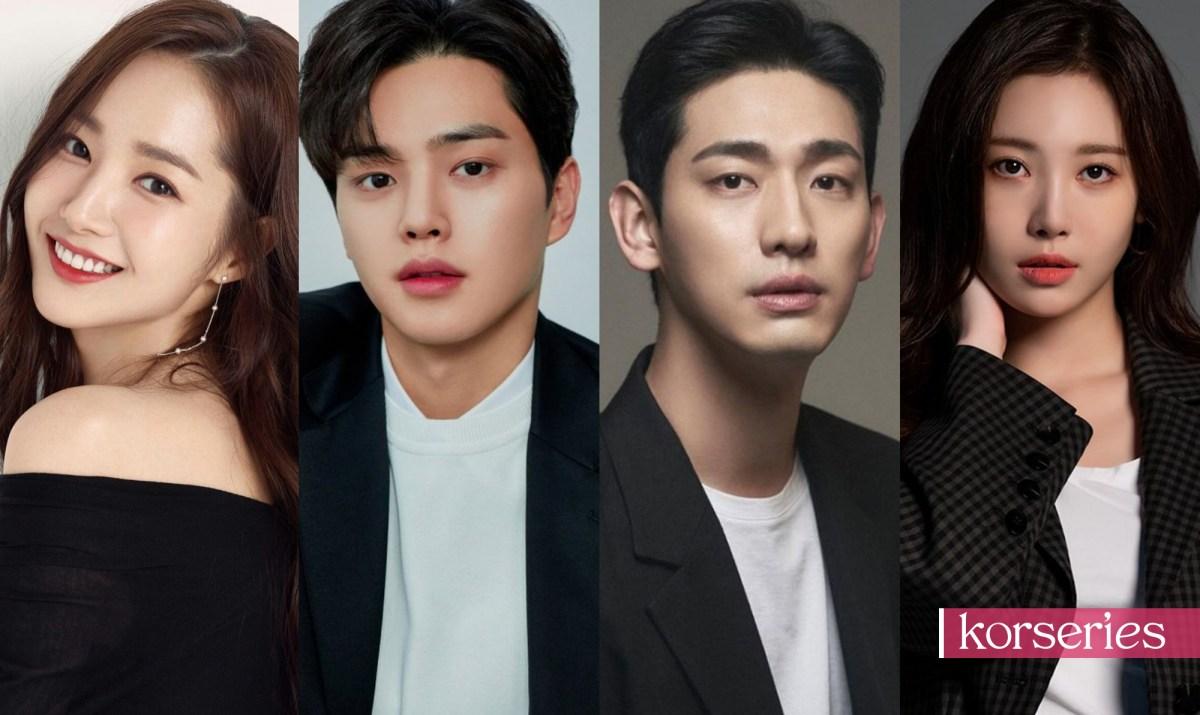 JTBC เปิดไลน์อัปนักแสดงซีรีส์โรแมนติกเรื่องใหม่ นำโดย พัคมินยอง-ซงคัง-ยุนพัค-ยูรา