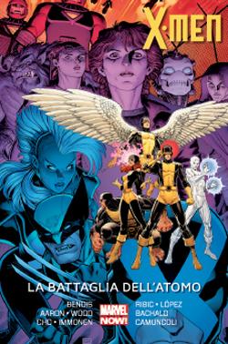 X-MEN LA BATTAGLIA DELL'ATOMO