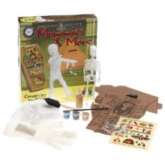 Ancient Egypt Mummies & More by Creativity For Kids (1153)