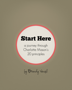 Start Here Page Graphic