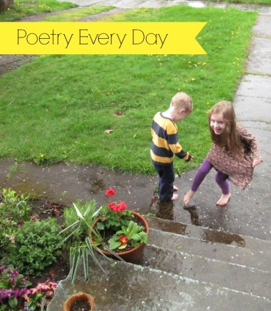Celebrate Poetry Month Every Friday in April