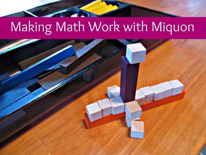 Math curriculum that works