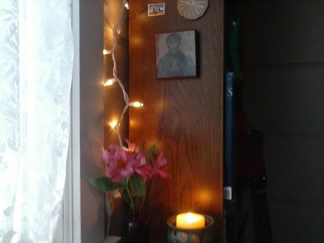 Morning Altar