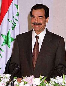 The Late Saddam Hussien