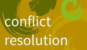What factors do we need to be aware of when managing conflict?